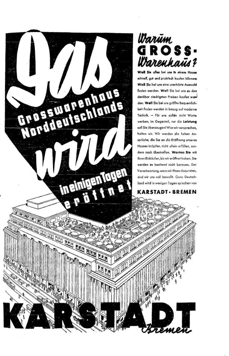 Karstadt-Werbung 3