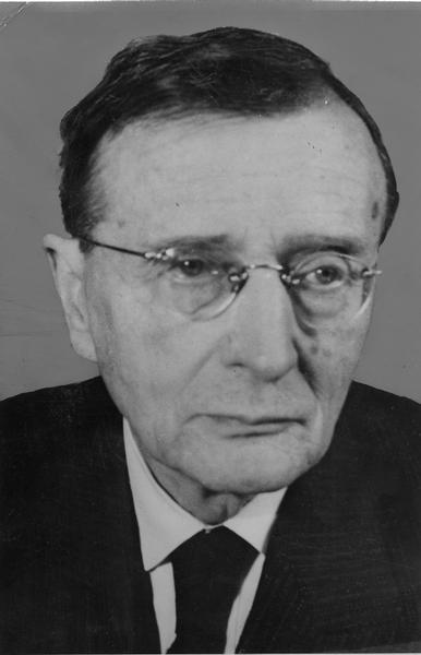 Arbeitete an einer Denkschrift zur Erweiterung Bremens: Justizsenator Theodor Spitta. Quelle: Staatsarchiv Bremen