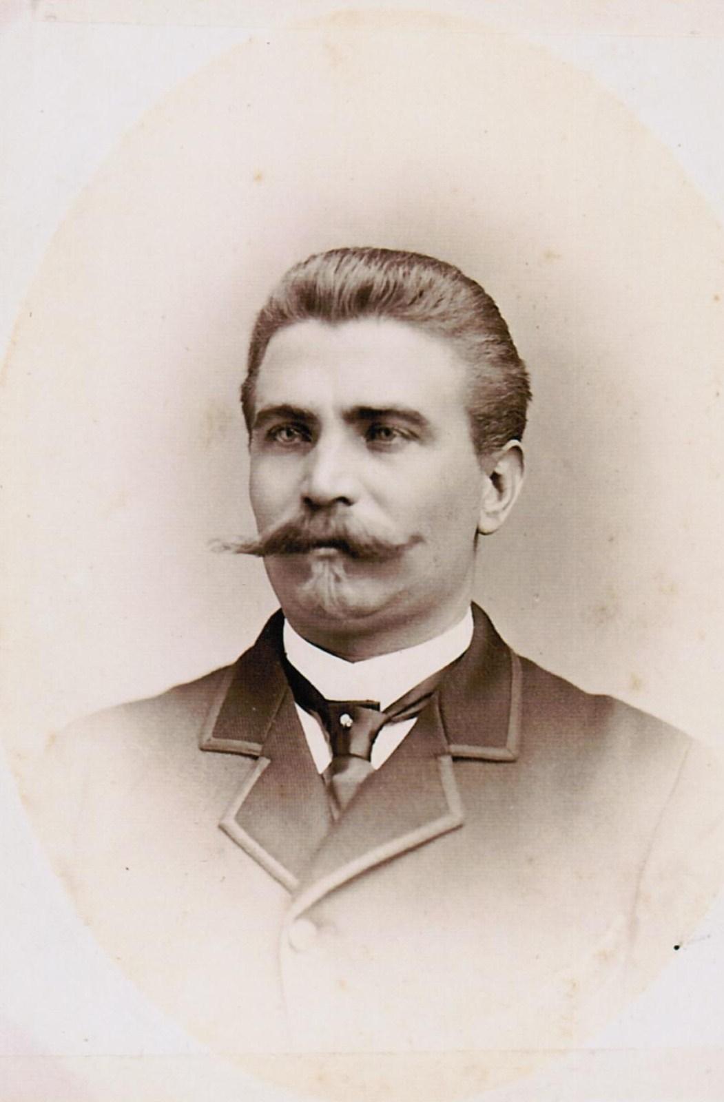 Folgte seinem Bruder Louis nach drei Jahren in die Vereinigten Staaten: Fritz Schütz. Quelle: Privat