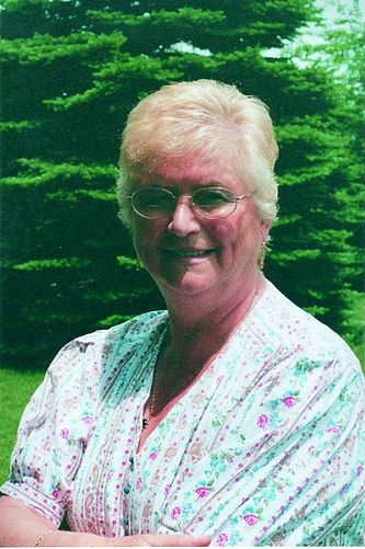 Lernte ihren Vater niemals kennen: Ursula Maurer, die heute in Kanada lebt. Bildvorlage: Ursula Maurer