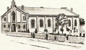 Feste Unterkunft: die Turnhalle des ABTV von 1860 an der Weide. Quelle: Bremen 1860