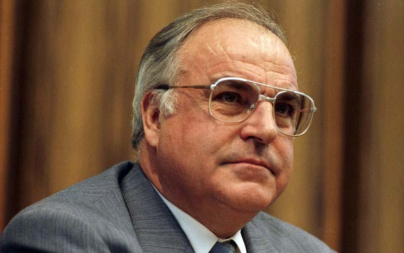 Als Ehrengast in Bremen: 1986 kam Bundeskanzler Helmut Kohl zum 40-jährigen Bestehen der Bremer CDU. Quelle: Wikicommons/Bundesarchiv Koblenz