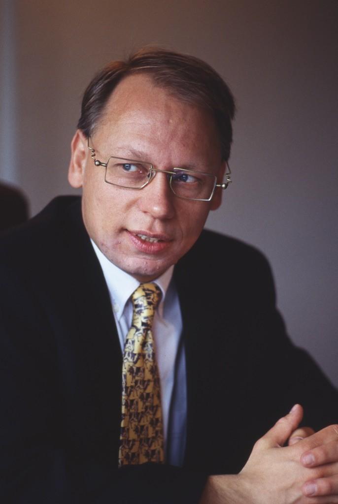 Forderte eine deutliche Verjüngung: Roland-Mike Neumeyer, Landesvorsitzender der Jungen Union (JU) 1985-1989. Quelle: Staatsarchiv Bremen