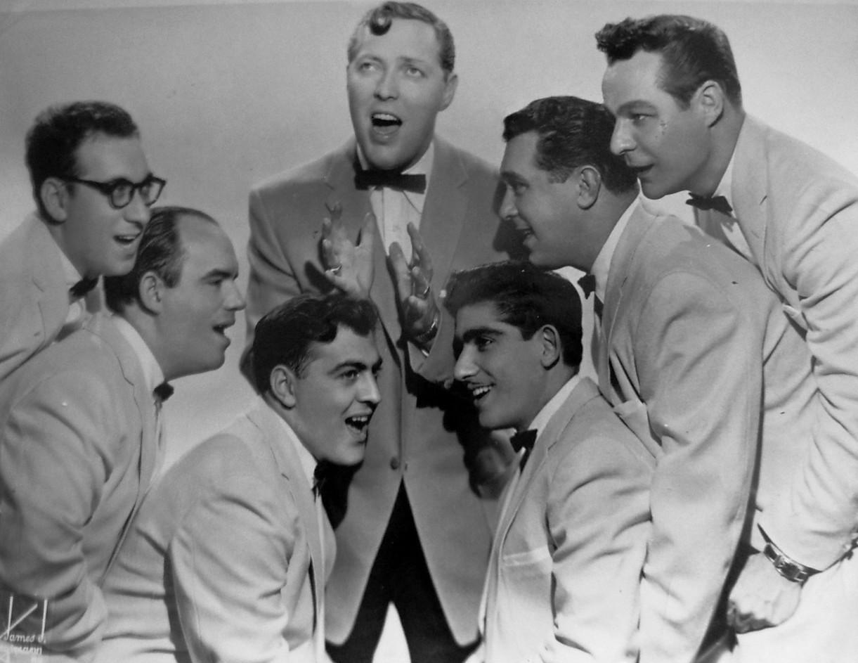 Die Verführer der Jugend: Bill Haley and the Comets im Jahre 1956. Quelle: Wikicommons