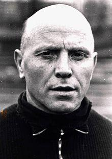Der Mentor: Trainerlegende Georg Knöpfle, Zebrowskis Entdecker. Quelle: Wikicommons