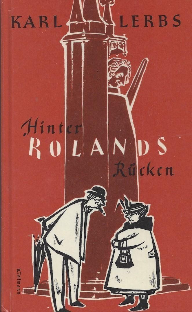 Eine Erfolgsgarantie: die posthum publizierten Lerbs-Bücher in den Nachkriegsjahren. Quelle: Privat