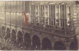 Die Novemberrevolution erreicht Bremen